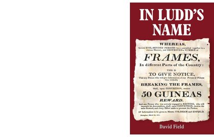 In Ludd's Name, cover ©Arundel Books