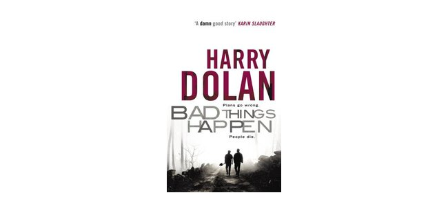 Bad Things Happen, cover