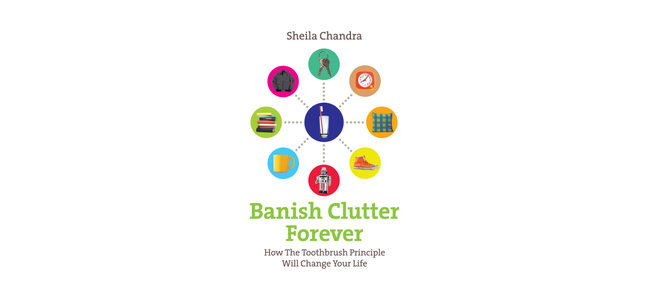 Banish Clutter, cover