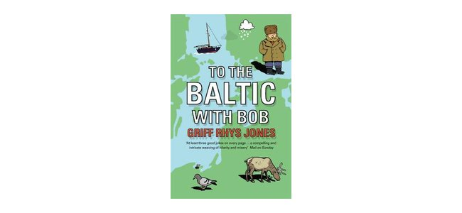 To the Baltic with Bob, cover