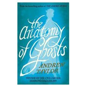 The Anatomy of Ghosts, cover
