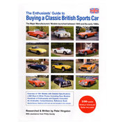 The Enthusiasts' Guide to Buying a Classic British Sports Car, cover