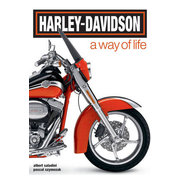 Harley Davidson, A Way of Life - book cover