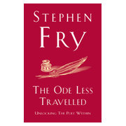 The Ode Less Travelled, book cover