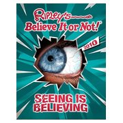 Ripley's Believe It or Not 2010, cover