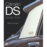 Citroen DS, book cover