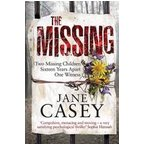 The Missing, cover